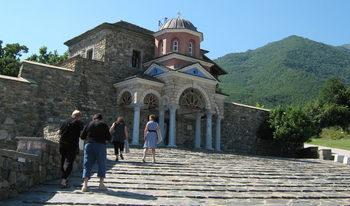 На разходка в Гърция