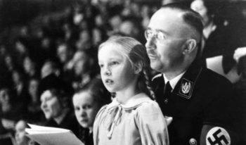 Дъщерята на Химлер е работила за германското разузнаване след войната
