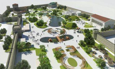 Строят у нас най-големия исторически парк в Европа (снимки)