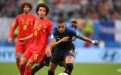 Следете с GONG.BG: Франция и Белгия в здрава битка, засега без голове