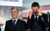 Спешна среща между боса на Реал и агента на Роналдо