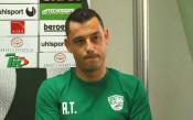 Томаш: Охене още е играч на Берое, очаквам интересен шампионат
