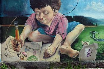 Въведение в софийското улично изкуство