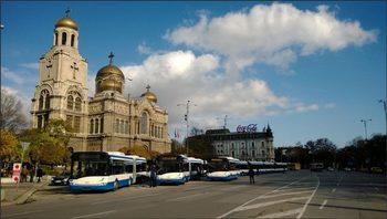 Варна надгражда с 39 млн. лв. проваления проект за интегриран градски транспорт