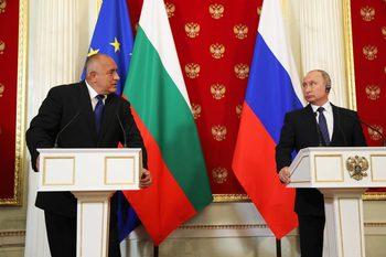 Според 43% от българите Румен Радев е постигнал позитивни резултати в Русия, за Борисов така мислят 26%