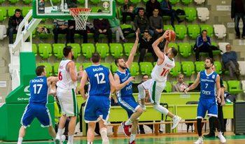 Баскетболистите загубиха от Чехия, но запазват надежди за класиране за световното
