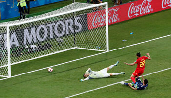 Атака по учебник и голям обрат изпратиха Белгия в четвъртфиналите на световното