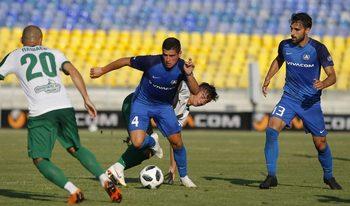 """""""Левски"""" се провали на старта в Лига Европа след загуба от """"Вадуц"""""""