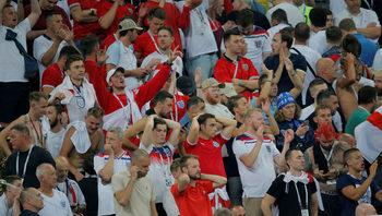 Английските фенове са се насочили към Хърватия за лятната си почивка