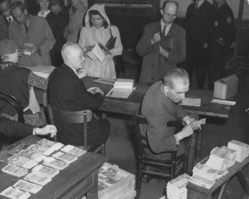 Как настъпи краят на източногерманските пари