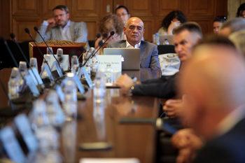 Здравната комисия одобри Дечо Дечев за шеф на касата