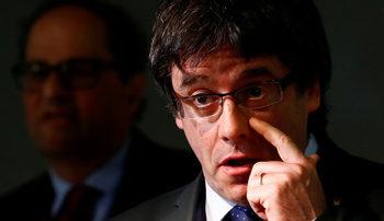 Испания отмени европейските заповеди за арест на Пучдемон