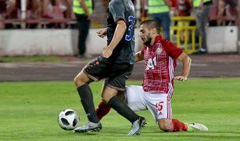 ЦСКА изгуби основни играчи за следващия си мач в Лига Европа