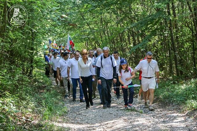 Включете се в походите и тържествата на Шипка на 25 август!