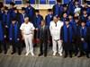 326 студенти на Висшето военноморско училище във Варна днес получиха дипломи за висше образование