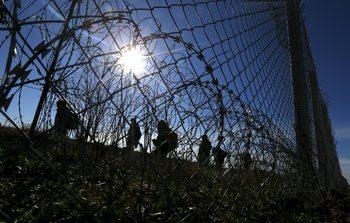 От началото на годината над 5 хил. мигранти са заловени от турските власти на границата с България