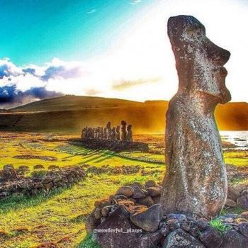 Чили ще ограничи туристите на Великденския остров