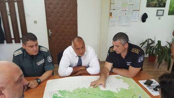 Борисов се похвали, че турският вътрешен министър лично се е ангажирал с ареста на Митьо Очите
