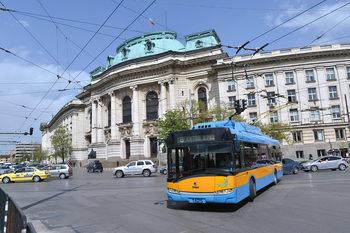 Кръстовището пред Софийския университет ще бъде затворено през уикенда