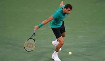 Григор Димитров започва участието си на US Open в понеделник привечер