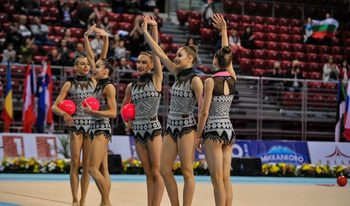 Гимнастичките спечелиха още два медала от турнира в Казан