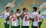 България впери поглед в успеха на празника си