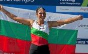 Здравословен проблем попречи на Деси Георгиева да стартира на Световното по гребане