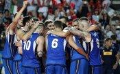 Италия също тръгна с чиста победа на Световното