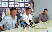 Венци Василев и Иван Стоянов уверени в успеха срещу Дунав