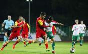 НА ПОЛУВРЕМЕТО ПРИ МЛАДЕЖИТЕ: Черна гора – България 0:0