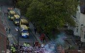 """Шествие с хиляди привърженици на ПСЖ към """"Анфийлд"""""""