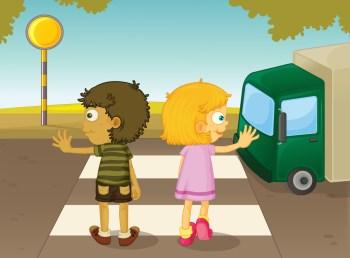 """Акцията """"Децата тръгват на училище. Да ги пазим на пътя!"""" продължава до 31 октомври"""