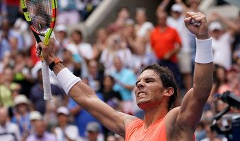 Надал стигна четвъртфиналите на US Open след още една здрава битка
