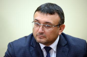 Кой е предложеният за министър на вътрешните работи Младен Маринов