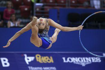 Българките направиха добър старт на световното по гимнастика