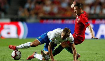 Португалия надви Италия в отсъствието на Роналдо