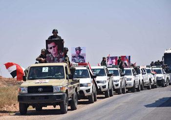 Бъдещето на Сирия е светло само според Асад