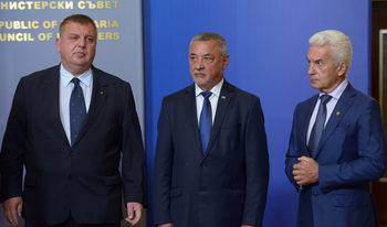 """""""Обединени патриоти"""" поискаха правителството официално да подкрепи Орбан"""