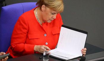 Меркел поема голям риск с новия закон за имиграцията