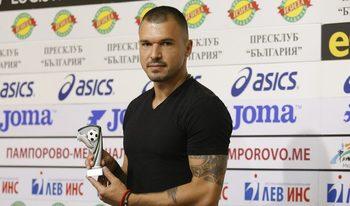Божинов е бил много близо до отказване от футбола