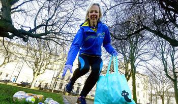 Събитие за събиране на боклуци чрез спорт ще се проведе в НСА