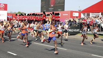 Благотворителната кампания в Лондонския маратон събра рекордните 84 млн. долара