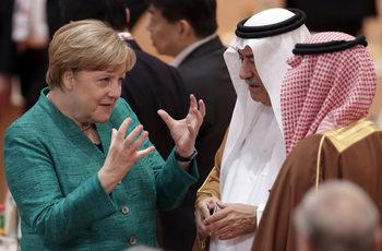 Саудитска Арабия ще върне посланика си в Берлин след деветмесечна криза