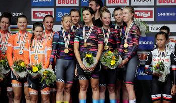 Международният колоездачен съюз насърчава равенство между половете със смесени стартове от 2019 г.