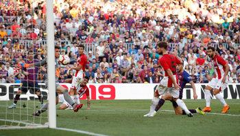 """Мунир спаси """"Барселона"""" от втора поредна загуба в Ла Лига"""