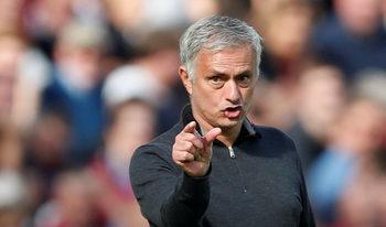 """Моуриньо разкритикува футболистите след най-слабия старт на """"Юнайтед"""" от 29 години"""