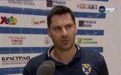 Треньорът на Хебър: В България печели, който направи по-малко грешки