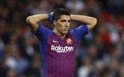 Барселона атакува Валенсия с Луис Суарес