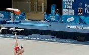 Воложанина на финал в художествената гимнастика на младежката олимпиада