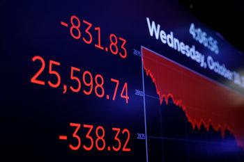 Пазарите преживяват най-лошите си дни от февруари насам